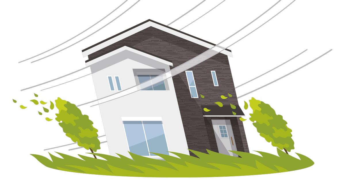 Un logement pour passer la tempête