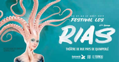 La chimère du Festival des Rias