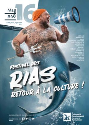 L'affiche du festival des Rias